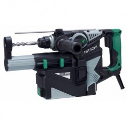 Perforateur DH28PD, 28 mm SDS + 720W - 3.4 Kg HITACHI