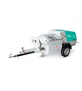 Pompe à mortier prestige, 200 litres IMER