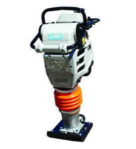 Pilonneuse MTX70E, essence force de pression 14.9 KN IMER