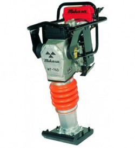 Pilonneuse MT76D, diesel force de pression 15.7 KN IMER