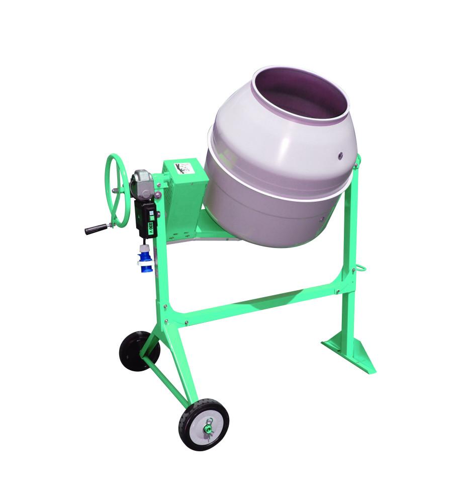 Bétonnière électrique IMER syntesi S160, 160 litres non tractable IMER