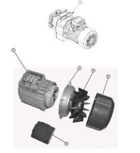 Motoréducteur small 50 imer