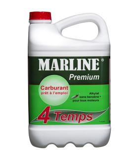 Carburant-Alkylat pour moteur 4 Temps Marline Premium