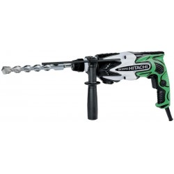 Perfo-burineur DH26PB, 26 mm SDS + 830 W - 3,2 Joules - 2,8 Kg HITACHI