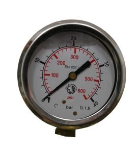 Manomètre pour pompe à mortier Step 120 IMER