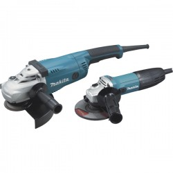 Combot Kit - 2 meuleuses d'angles Makita (GA9020 + GA5030R)