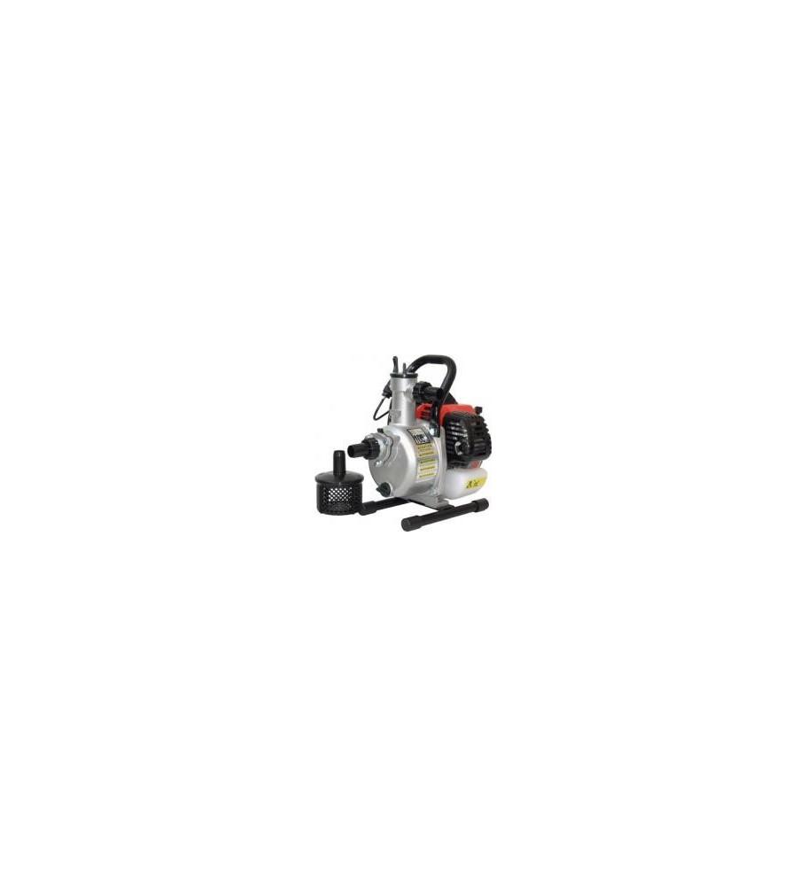 Motopompe 2 temps FP25MI, eaux claires 6.6m³/h, 5kg FRANCEPOWER