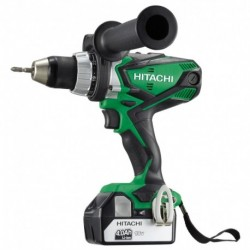 Perceuse visseuse DS18DSDL 4A 18V Li-ion HITACHI