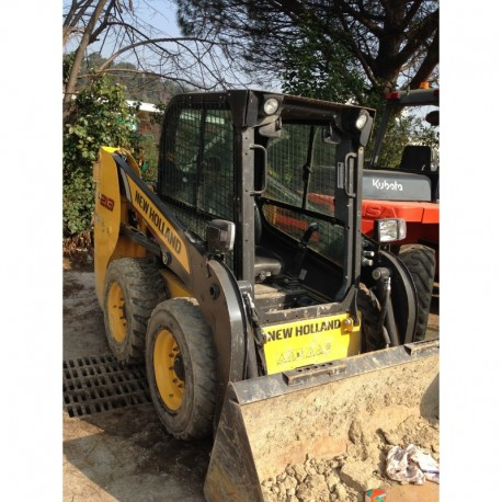 Mini chargeur NEW HOLLAND type L213 d'occasion