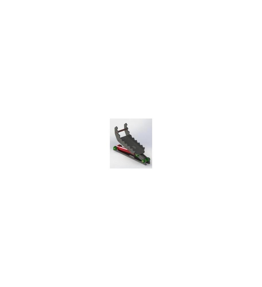 Pouce de manutention hydraulique pour mini-pelle de 1.8 à 2.8 Tonne