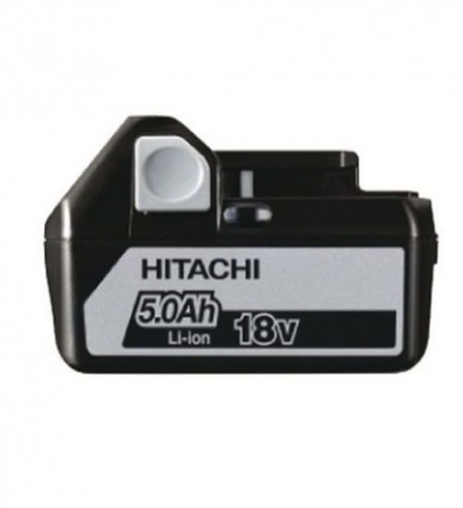 Batterie 18 V 5Ah BSL 1850 Li-ion à glissière HITACHI