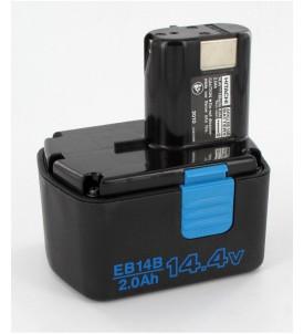 Batterie 14.4V 2Ah EB 14B NiCd HITACHI