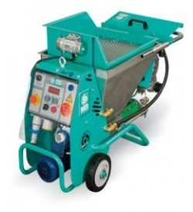 Machine à projeter small 50 prête à l'emploi traditionnel et mono-couche IMER
