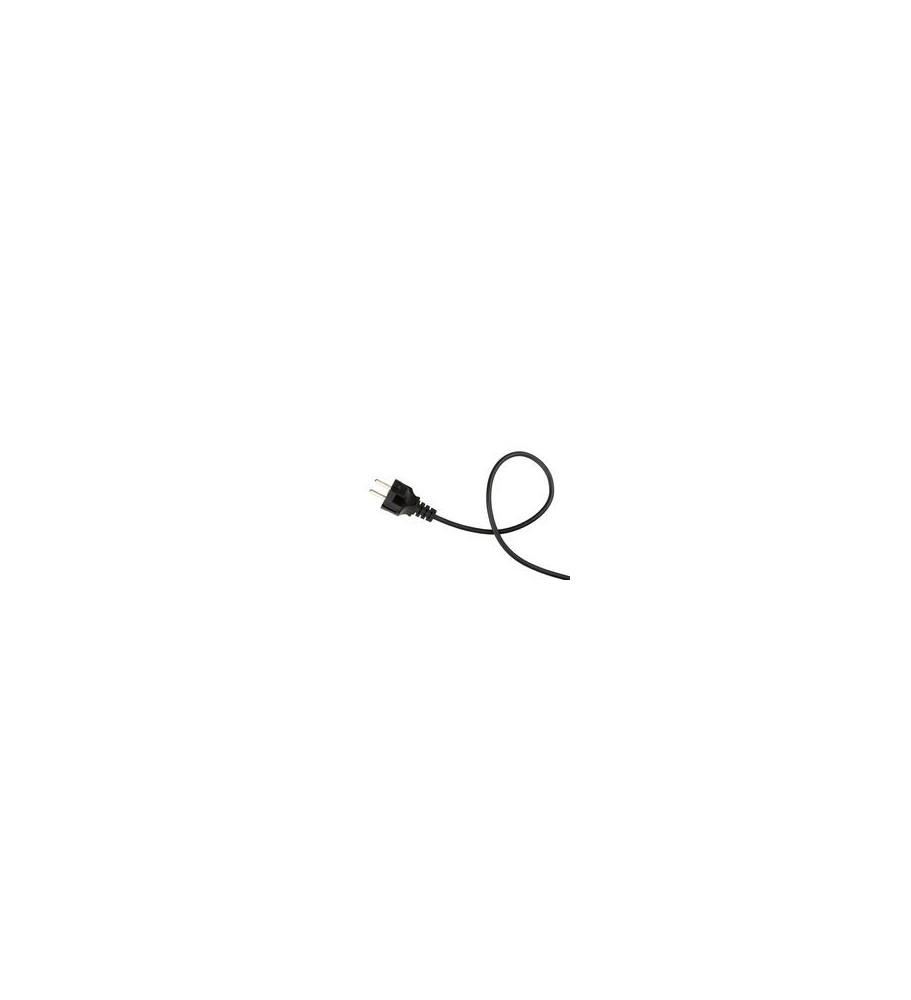 Câble électrique avec prise mâle longueur aux choix