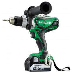Perceuse visseuse DS18DSDL 5A 18V Li-ion HITACHI