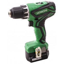 Perceuse Visseuse 10.8 V 3.0 Ah HITACHI