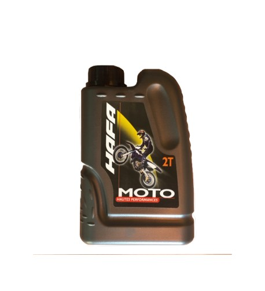 Huile moto 2 Temps HAFA eurocyl 1Litre